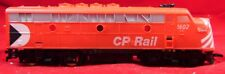 HO Scale Train CP Rail 1602 Locomotive Engine Car Vintage Tested And Runs
