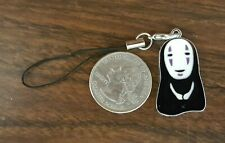New Totoro No Face Enamel Cell Phone Charm Strap
