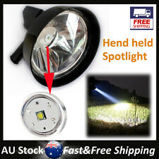 HUNTING 2000Lum CREE T6 RECHARGABLE SPOTLIGHT HUNT SHOOT HANDHELD LED SPOT LIGHT