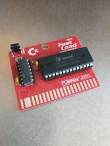 Epyx FastLoad Cartridge with Reset Switch - Commodore 64