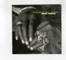 CD SINGLE PROMO (NEW) JAMAICA All STARS RIGHT TRACKS (VARIOUS 12 Tr.)