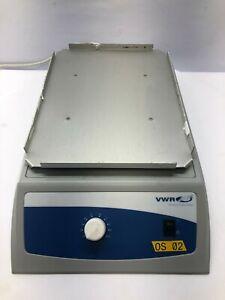 VWR Shaker Model 1000 with 300x225 mm Platform