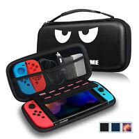 For Nintendo Switch Portable Travel EVA Carry Case Cover Protective Storage Bag