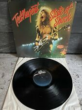 State Of Shock (Original Vinyl) by Ted Nugent (Record, 1977)