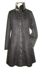 `` Designers Shearling Real Fur Coat Jacket Sz M 8 10 / EU 40 $3975 Дублёнка Мех