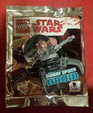 LEGO Star Wars Nano SPIDER DROID MINI Polybag Pack