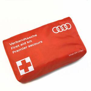 ORIGINAL Audi Erste Hilfe Verbandtasche Tasche A1 A3 A4 A6 R8 RS3 RS6 4L0093108C