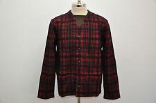 Ralph Lauren RRL Holiday 100% Wool Tweed Plaid Jacket XL