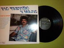 """LP PIO TREVINO Y MAJIC """"Fue tu amor"""" RCA 5742-1-RL  µ"""