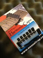 The Harmonic Capo Awesome Guitar Invention from Guitars Wales