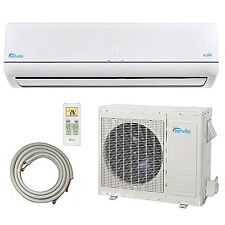 12,000 BTU 22 SEER Inverter Ductless Mini Split Air Conditioner Heat Pump 12000