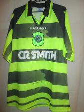 Celtic 1996-1997 Away Football Shirt Size XL /12918