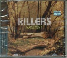 THE KILLERS SAWDUST SEALED CD NEW 2007