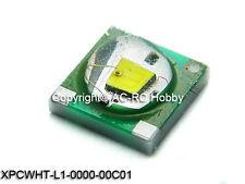 2 x Genuine CREE XPC XP-C Q4 6300K Cool White LED Blub
