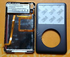 iPod Classic 7th 160gb Front&Back cover(thin)+battery assymbly +headphone jack