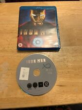 Iron Man Blu Ray
