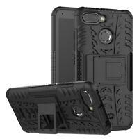 Para Xiaomi Redmi 6 Carcasa Híbrida 2 Piezas Exterior Negro Estuche
