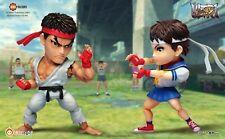 "Street Fighter Ryu & Sakura, Ultra SF IV Kids Logic 4"" Action Figure - 2 Pack"