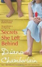 Diane Chamberlain ___ Secrets She Left Behind __ TOUT NOUVEAU ___