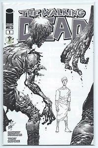 2014 The Walking Dead Emerald City Comic Con #1 Black & White Variant B&W Lot