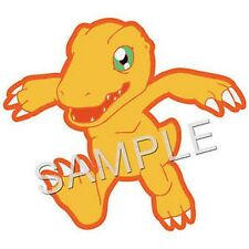 Digimon Agumon Rubber Strap Cell Phone Charm Licensed NEW