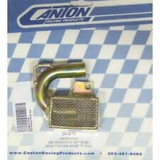 """CANTON 20-079 Oil Pan Pickup SBC For 7"""" Deep Pan with M-155HV - 3/4"""" Inlet"""