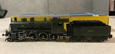 Trix Ho International Scale Bavarian Steam Locomotive Model Train 2408
