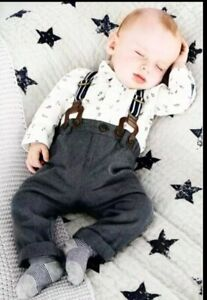 New Top Quality Special Formal Occasion baby boy outfit birthday present wedding