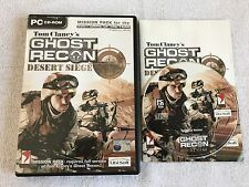 Tom Clancy's Ghost Recon: Desert Siege - Windows PC - Complete