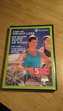 Cardio, Dance, Yoga and Toning EXERCISE DVD - 5 Day Fit Weight Loss - 5 Workouts