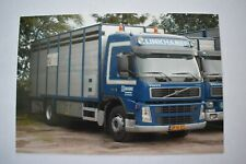Livestock Truck Photo Klinkhamer Volvo FM9