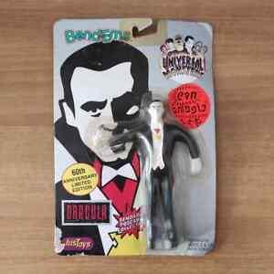 Action figure vintage Universal Monsters Dracula, JusToys 1991