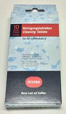 NIVONA 390701200 Reinigungstabletten Nirt701
