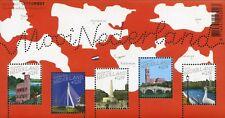 Mooi Nederland  Verzamelvel 1 & 2 postfris