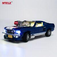 LED Light Up Kit für LEGO 10265 Ford Mustang Beleuchtungsbausteine Set 10265
