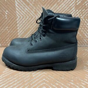 """Timberland Premium 6"""" Boots Chocolate/Brown  Men's Size 8M Leather 10001"""