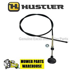 Everest New Choke Cable Compatible with Hustler Kawasaki Raptor OEM 601097