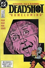 Deadshot No.4 / 1989 John Ostrander Kim Yale & Luke McDonnell