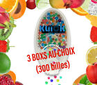 Billes Fraicheurs pour Cigarette - Boxball Kliick 100 Capsules PACK 3 BOITES
