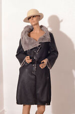 Manteaux noir  taille 42/44  ref 1117161