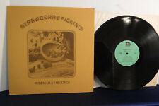 Bureman & O'Rourke, Strawberry Pickin's, Pearce Records 42550, 1974, Folk Rock b
