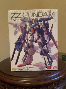 Master Grade ZZ Gundam Ver. Ka 1:100 Scale