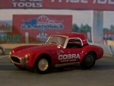 VINTAGE DRAG RACING SHELBY COBRA DRAGONSNAKE 1/64 SCALE MODEL COLLECT - DIORAMA