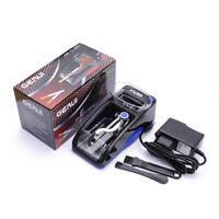 Easy Cigarette Rolling Machine Tobacco Injector Maker Red Blue EU US UK