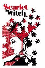 Scarlet Witch # 8 Regular Cover 2016 NM Marvel