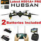 Hubsan X4 H501A+ PRO 5.8G FPV Quadcopter Wifi Brushless Drone 1080P GPS Waypoint