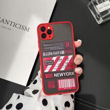 Funda protectora Iphone 12 12 mini 12 Pro 12 Pro Max SE boarding pass travel