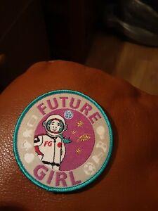 Future Girl Girlguiding Badge