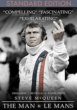 Steve McQueen Documentary NR Rated DVDs & Blu-ray Discs