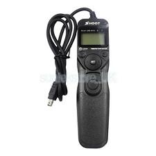 MC-DC2 LCD Timer Shutter Release Remote Control for Nikon D90 D600 Camera